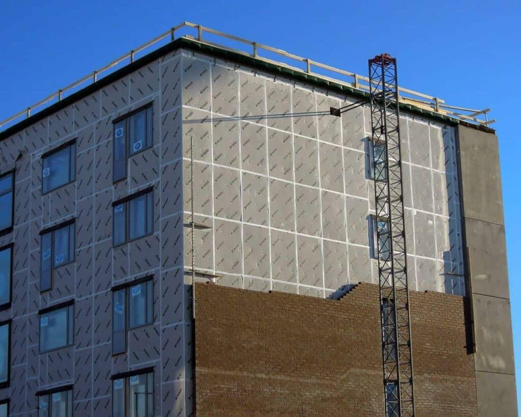 Θερμοπροσόψεις Κτιρίων - Επαγγελματικών Χώρων Chromotech